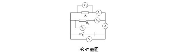 中考物理电路专题高频考点(含电路题)