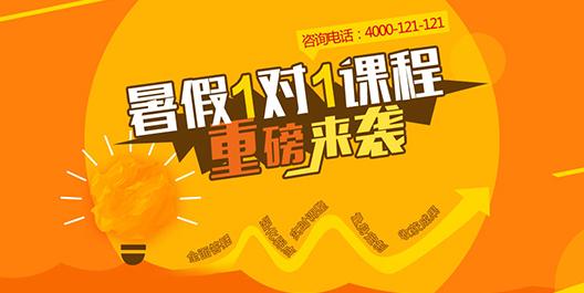 2017爱智康杭州暑假1对1课程