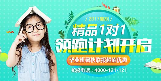 2017天津爱智康暑期课程