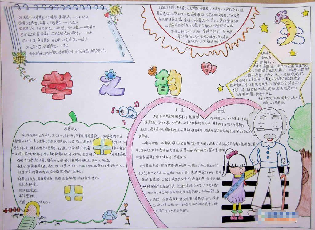 父爱是伟大的,为了庆祝节日的到来,很多学校班级都在绘制父亲节手抄报