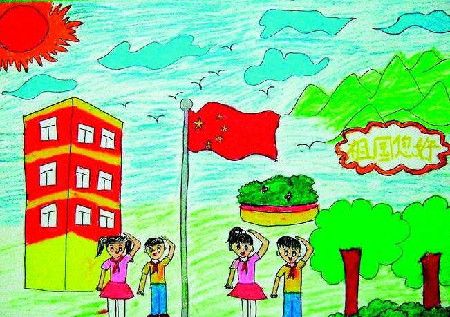 节图片大全儿童画内容,包括其它节日图片素材可以