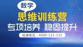 2017杭州思维训练营