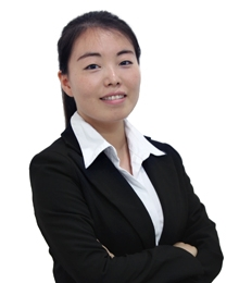 陈萱老师照片