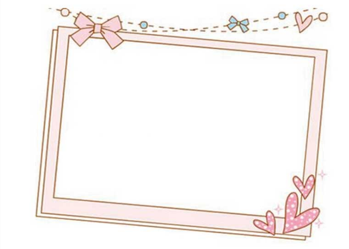 ppt 背景 背景图片 边框 模板 设计 相框 706_504