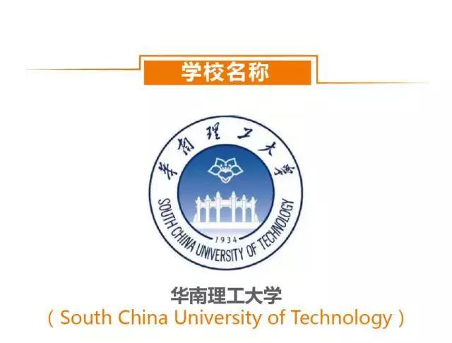 华南理工大学图标