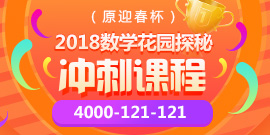 2017数学探秘花园(原迎春杯)