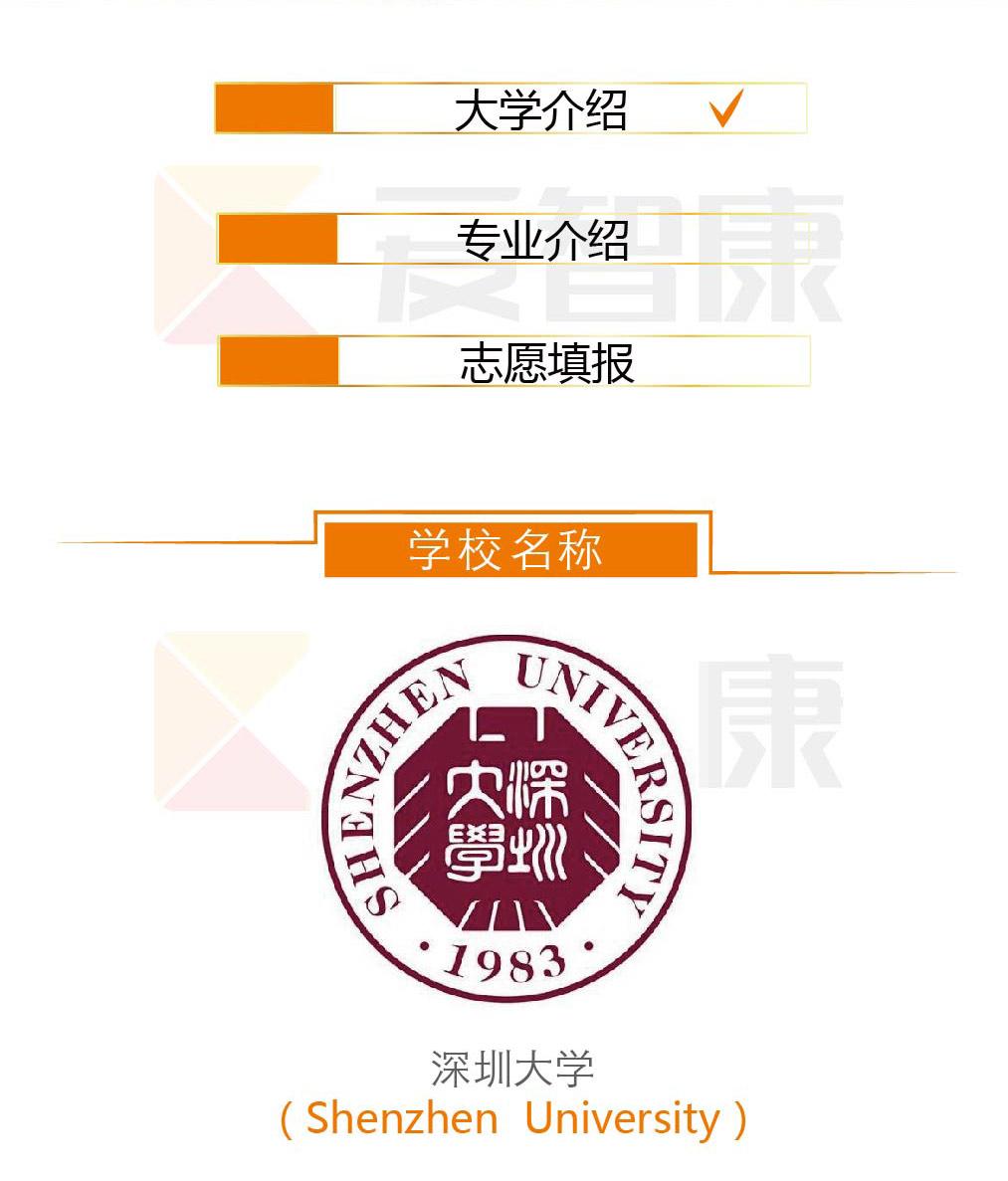深圳大学图标
