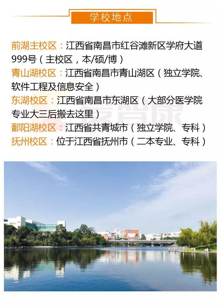南昌大学学校地点