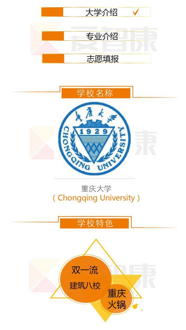 重庆大学学校名称学校特色