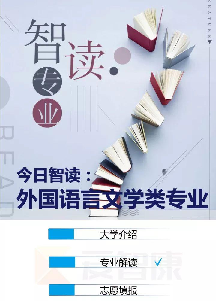外国语言文学类专业解读