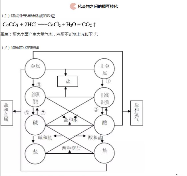 2018年杭州中考生化备考周周练――物质转化与有机物