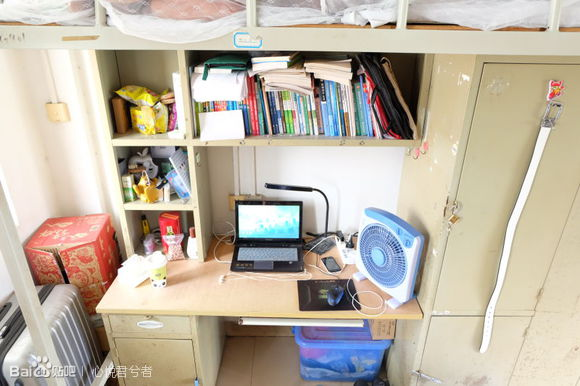 肇庆学院宿舍环境及学校环境分析图片