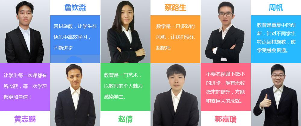 高考专业数学教师团队