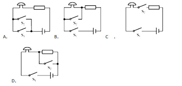 初中物理 > 正文                       【分析】串联电路中,各开关