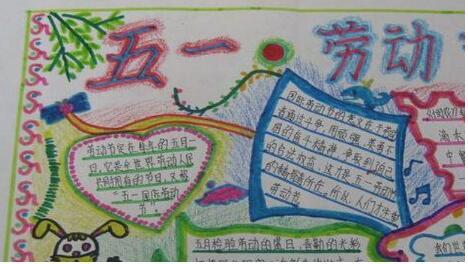 2019关于劳动节来历的手抄报六年级,同学们还有其它学习上的问题,可图片