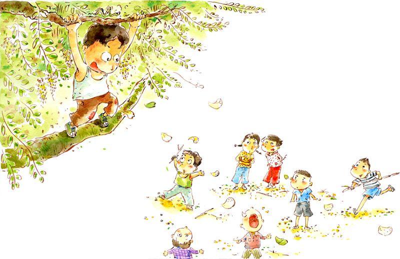 《童年》重要情节概括总结(三)