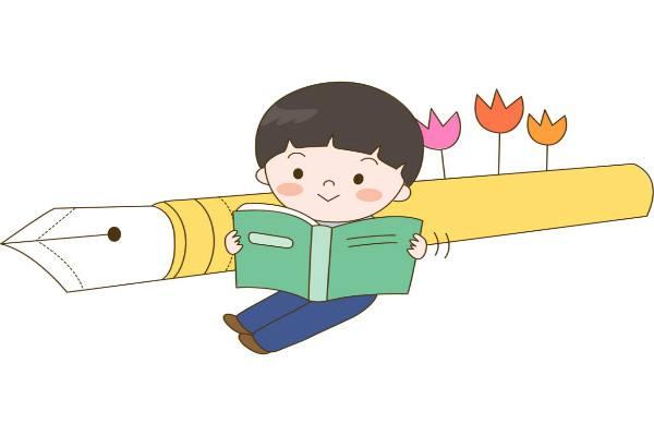 初中英语作文:学习的苦和乐