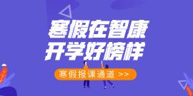 2019寒假1对1辅导课