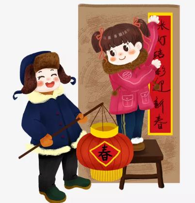 2019年春节作文400字2篇