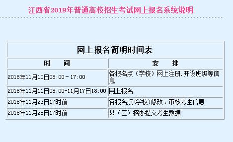 江西2019年高考录取结果查询系统