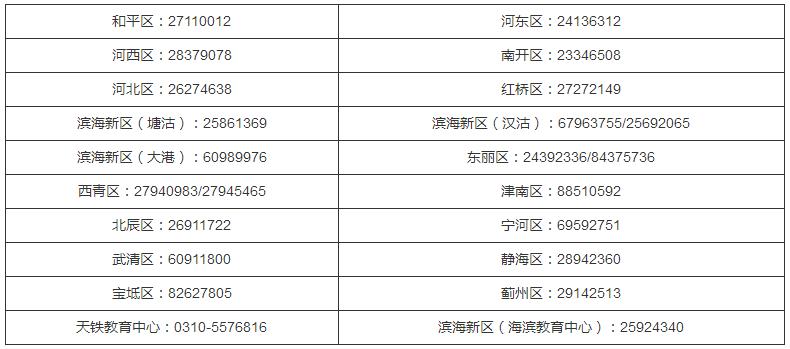 2020年天津普通高考报名将于11月15日开始