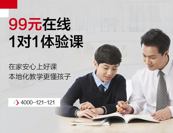 深圳99元在线1对1体验课