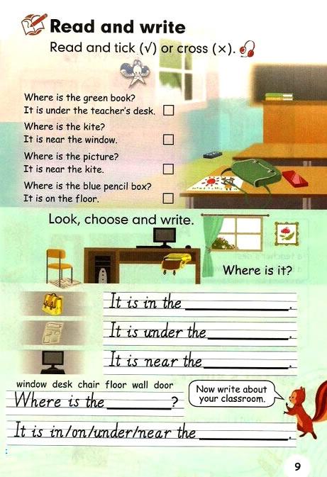 四年级上册英语unit1