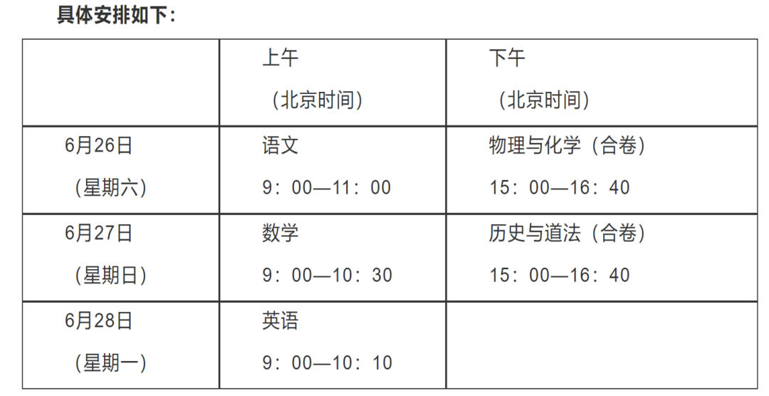 2021年深圳中考志愿填报指南